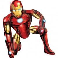 Железный человек 93х116 см