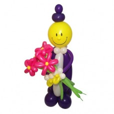 Джентльмен с цветами
