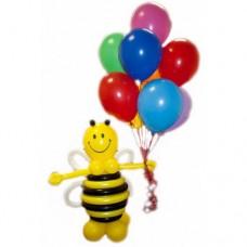 Пчёлка с шариками.