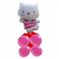 Hello kitty на подставке