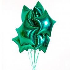 Фонтан из Зеленых звезд