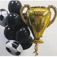 Фонтан из шаров Чемпион