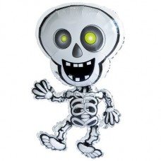 Фольгированная фигура Скелет