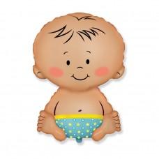 Фигура малыш мальчик