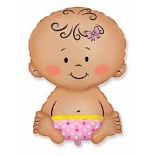 Фигура малышка девочка